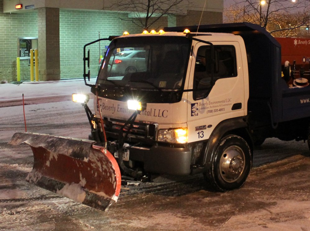Snow and Ice Management Beverly Companies